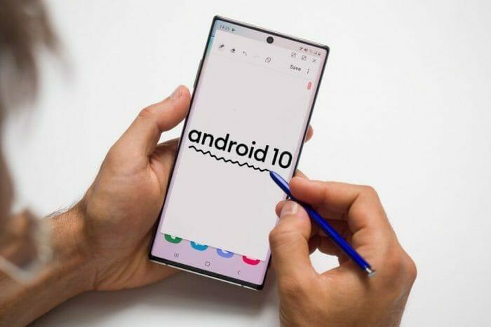 Samsung телефоните ще получат Android 10 през януари и април