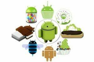Сладкишите на Android