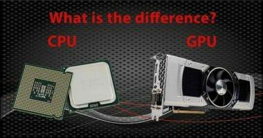 CPU vs. GPU къде е разликата
