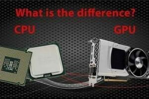 GPU vs CPU: къде е разликата?