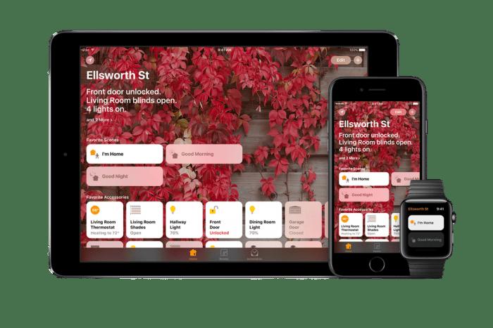 Apple HomeKit на World Wide Developers Conference (WWDC) през юни 2019