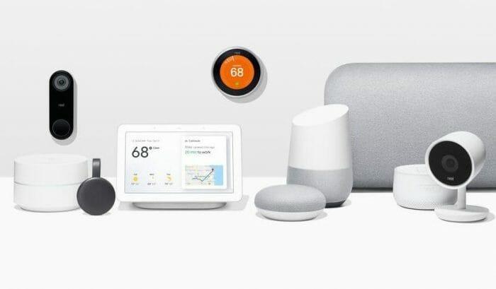 Умен дом (smart home) с Google Nest
