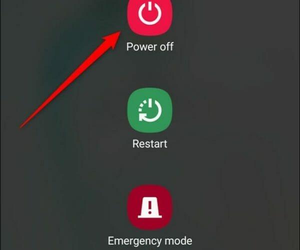 Как да изключим или рестартираме Samsung Galaxy Note 10 / Note 10+
