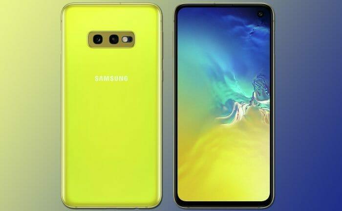 Петият телефон от S10 серията ще бъде Galaxy S10 Lite