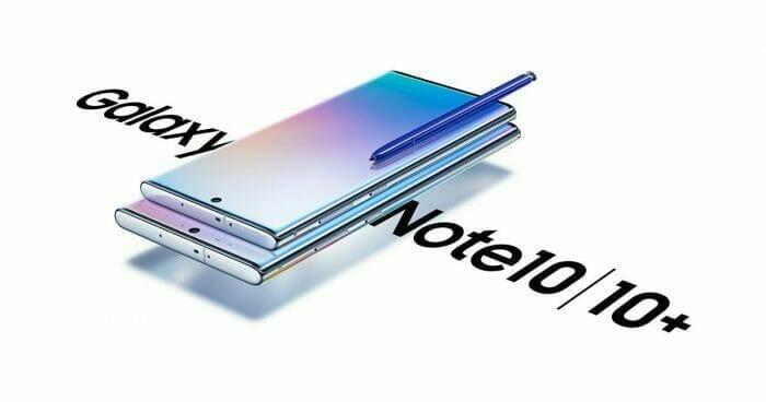 Как можем да правим екранни снимки със Samsng GalaxyNote 10 / Note 10+