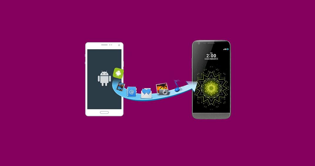 Как да прехвърлим данни от стар към нов телефон
