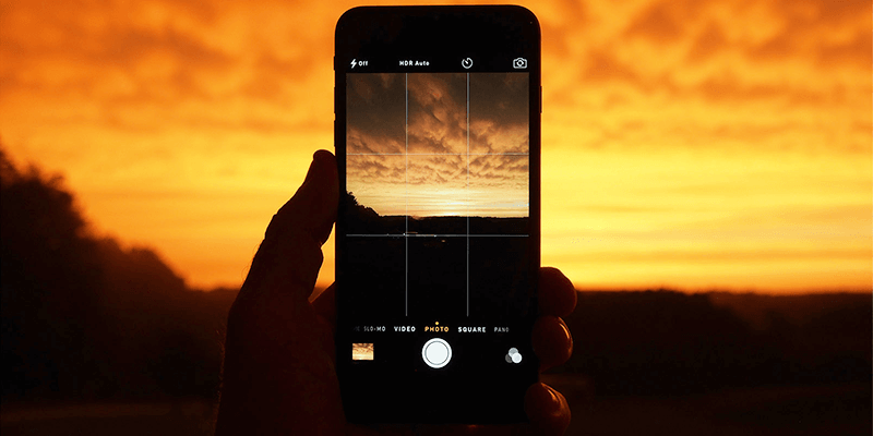 Как да продавате снимки, направени с телефон