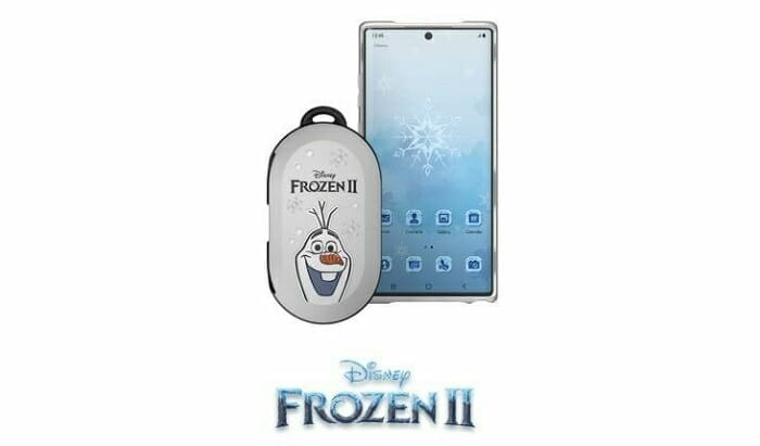 "Galaxy Note 10 Plus получи лимитиран аксесоар на тема ""Замръзналото кралство 2 """