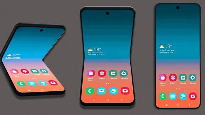 Samsung патентова ултра тънко стъкло – вероятно за Fold 2