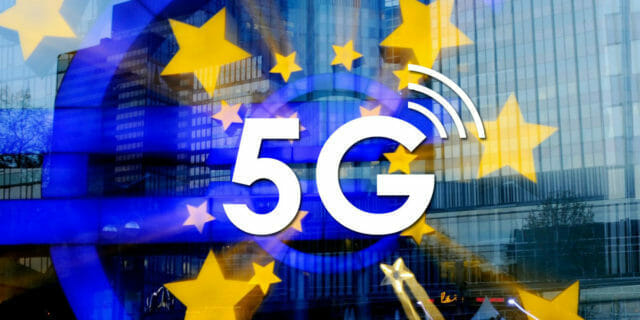 ЕС допуска Huawei за изграждането на 5G мрежи
