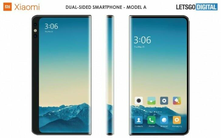 Xiaomi с нов патент за смартфон с извит екран