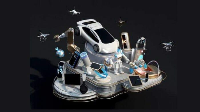 "CES 2020 от Samsung -""домашно слънце"", ""дигитализиращ маркер"", ""невидима клавиатура"", NEON …"