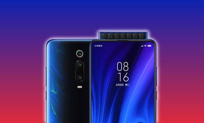Xiaomi патентоваха дизайн на телефон със 7 изскачащи камери
