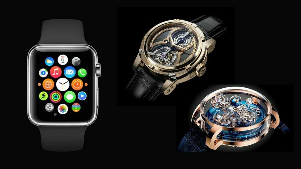 Apple продават повече часовници, отколкото всички швейцарски компании взети заедно