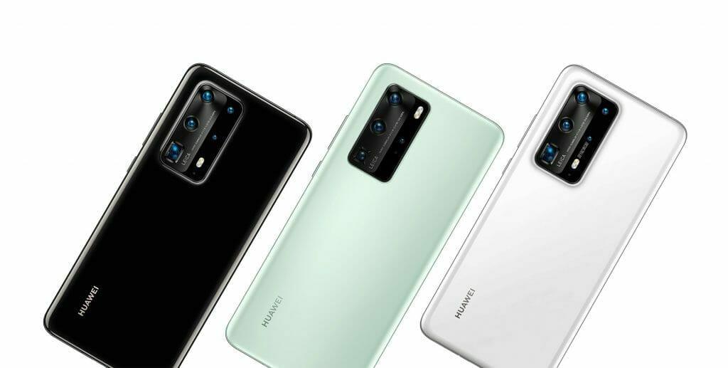 Huawei ще представят P40 и P40 Pro на 26 март в Париж