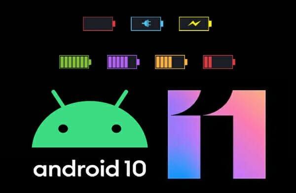 """""""Скрито меню"""" на MIUI 11 в Android 10 показва броя цикли на зареждане на батерията"""