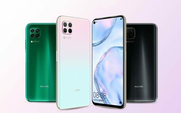 Huawei представиха първия смартфон от серията P40 – P40 Lite