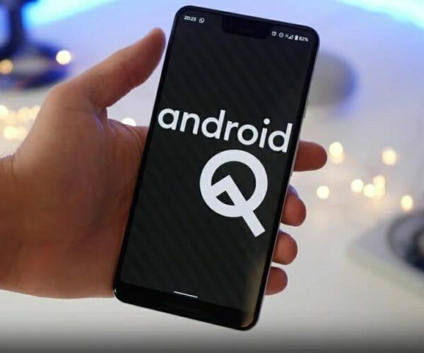 Как да отключим скритата игра в Android 10