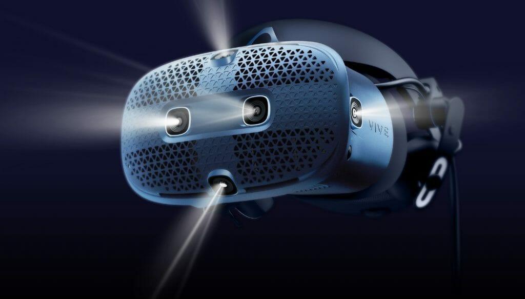 HTC представи нова линия Vive Cosmos със сменяема предна част