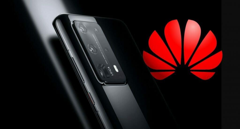 Камерите в телефоните от серията P40 на Huawei