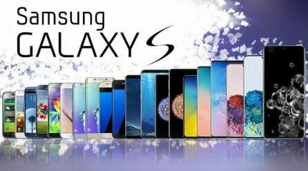 Ключови характеристики на камерите в Galaxy S смартфоните през годините