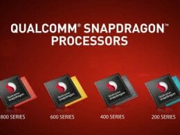 Snapdragon series серии