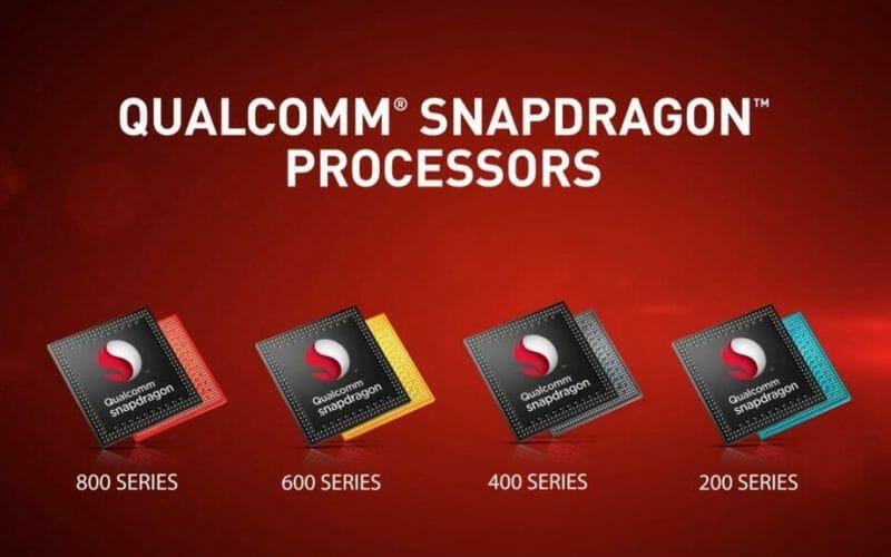 Snapdragon series серии