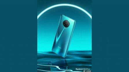 Redmi K30 Pro идва на 24 март