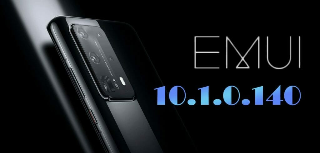 Huawei p40 Pro Plus EMUI 10.1.0.140
