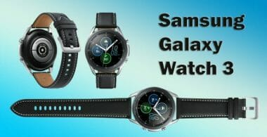 Samsung-Galaxy-Watch-3-Stainless-Steel-Black-Stitched-Leather-Band