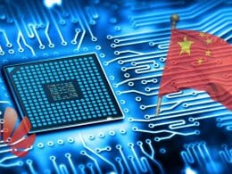 china semconductor huawei китай чипове полупроводници