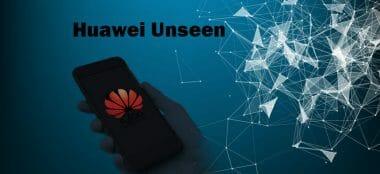 Huawei Unseen editor Hetu AR augmented reallity Hetu