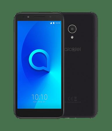 с Android Go, беше Alcatel 1X