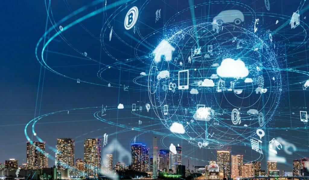 Smart city 5G IoT умен град