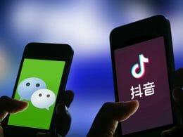 WeChat-TikTok забрана Тръмп