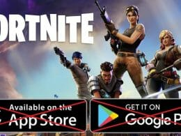 fortnite on app store and gps not available
