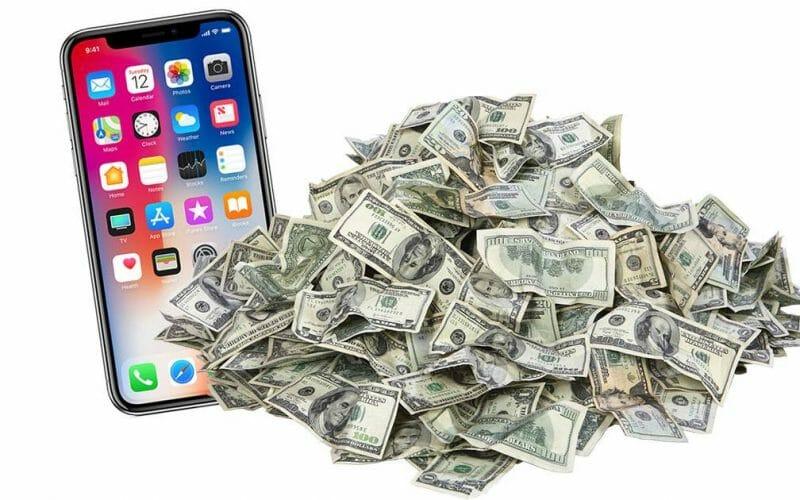 Продажби на телефони през второто тримесечие на 2020 г. Q2