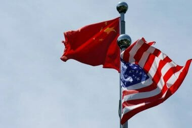 САЩ - Китай